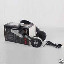 Anime Fairy Tail Headphone Headset Earphone Magic Association Black with Box