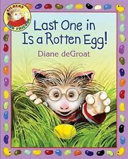 Last One in Is a Rotten Egg! (Gilbert and Friends)-ExLibrary