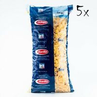 5 Pasta Barilla Mezze maniche rigate Ristorante N 84 italienisch Nudeln 5kg pack