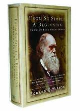 From So Simple a Beginning 'Darwin's Four Great Books Darwin, Charles