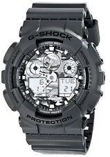 Casio Analog-digital Sport Mens G Shock Watch Ga-100cf-8a