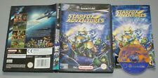 Starfox Adventures-Nintendo Gamecube Juego-PAL + Manual *