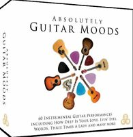Various Artists - Absolutely Guitar Moods - Various Artists CD PQVG