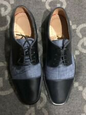 NEW 100% AUTHENTIC CHRISTIAN LOUBOUTIN OXFORD CITY SHOES LOAFERS SZ 40 US 7