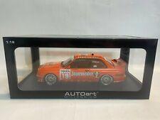 Autoart BMW M3 E30 Jagermeister #19 Hahne DTM 1992 1/18 89248