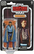 STAR WARS BLACK SERIES ESB 40TH ANNIVERSARY LANDO CALRISSIAN 6 INCH FIGURE