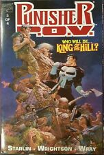 Punisher POV Point of View #3 VF/NM 1991 Marvel comics 1st Print Starlin