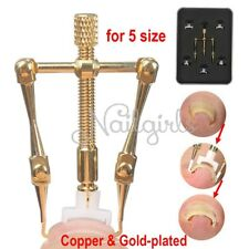 Copper Ingrown Toe Nail Fixer Pedicure Toenail Recover Correction Tool