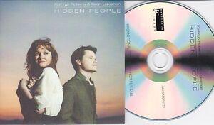 KATHRYN ROBERTS & SEAN LAKEMAN HIDDEN PEOPLE RARE UK PROMO CD