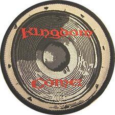 "Kingdom COME ricamate/Patch"" 2"""