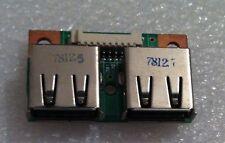 Hp Pavilion dv2500 dv2840se USB Porte Scheda Originale