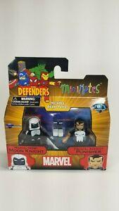 Minimates Series 75 Marvel The Defenders Moon Knight & Punisher Figures