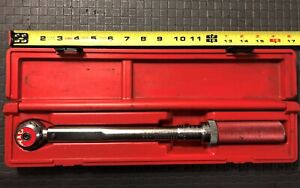 MAC  TOOLS  TW61000  3/8-DRIVE  150 -1000 IN /LBS TORQUE WRENCH USA