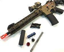 Airsoft VFC M4 Avalon 400-450fpsVR16 Saber Carbine Bronze AEG Custom Package