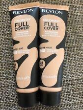 Revlon Colorstay Full Cover Matte Foundation Medium Beige 240 24hrs 30ml