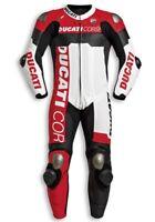 DUCATI Dainese Corse C5 Racing Lederkombi Kombi Leather Suit Einteiler NEU 2021