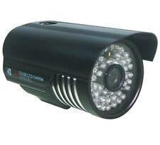 "Sunvision 650TVL Outdoor CCTV Bullet Camera 1/3"" Sony CCD 48 IR LEDs (51)"