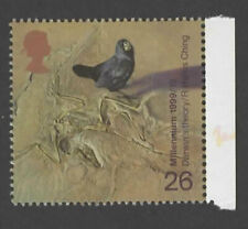 1999 SG 2103b 26p 'Galapagos Finch' P14.5 x 14 ex 'World Changers' DX23