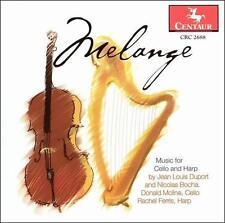 Melange.Cello und Harfe, New Music