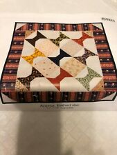 """New listing Connecting Threads Quilt Kit November Little Quilt 17.25"""" Lasting Legacy Fabric"""