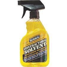 Contractors Solvent Degreaser, Liquid, Orange-Sol - Adhesive Remover - Organic