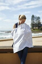 Jasmine & Co Breastfeeding Cover Made From Sustainably Sourced 100% Premium Cott