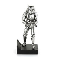 Star Wars Royal Selangor Stormtrooper Pewter Figurine 017862r