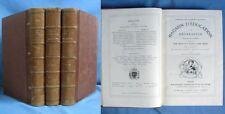 MAGASIN d'ÉDUCATION & de RÉCRÉATION / Jules VERNE / 3 Volumes HETZEL 1876 à 1878