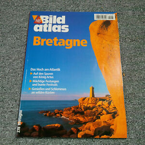 HB Bildatlas Bretagne Bd. 278