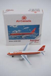 HERPA WINGS AIR CANADA AIRBUS A320-200 501521 1:500