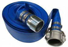 "Multiquip Hdq250 Discharge Hose - 2"" x 50 Ft. Quick Disconnect Coupler"