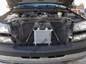 Oil Cooler For 04-06 GM Chevrolet Silverado 1500HD/2500HD 6.6L Duramax LLY/LBZ