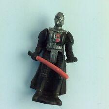 Star Wars Lord Darth Vader w/ Light Saber No Mask Micro Machines Action Fleet BV