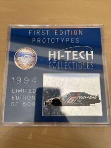 NASCAR 1994 Hi-Tech Racing Masters #6 MARK MARTIN Set LE 500 Silver Coin +