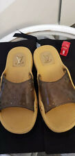Louis Vuitton Slider Size 39.