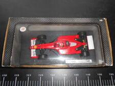 ♥ MATTEL HOT WHEELS FERRARI f2001 Michael Schumacher Racing 1/18  ♥