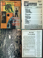 Worlds of IF Science Fiction Fantasy v18#21 March 1968 vintage pulp sci-fi NICE!