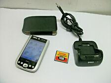 Dell Axim X51 Silver Pda Palm Pilot Pocket Pc Digital Organizer Bluetooth 1Gb