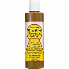 Maui Babe Browning and Tanning Lotion - 8oz