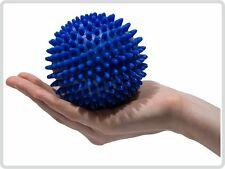 Igelball ø 10 cm  Massageball Noppenball , Farbe: blau