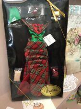 Ashton Drake Galleries Madra Lord Highland Fling Doll Outfit Gene Marshall NRFB