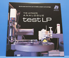 The Ultimate Analogue Test LP - Fozgometer Test Tones - by Analogue Productions