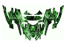 Arctic Cat Sabercat Firecat Graphics 2003 - 2006  F5 F6 F7 #9500 Green Zombie