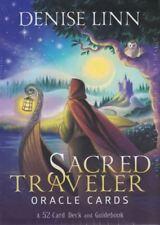 Sacred Traveler Oracle Cards by Denise Linn (NEW & Sealed)