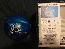 New listing RARE 15lb Storm IQ Tour Buffa edition NIB Bowling Ball Canada exclusive maple