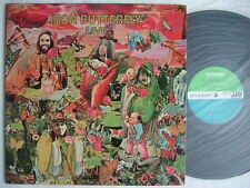 IRON BUTTERFLY LIVE / PSYCH GRAMMOPHON GATEFOLD COVER