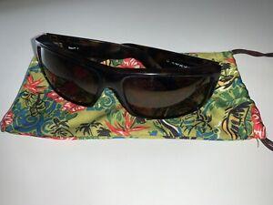 Maui Jim Sonnenbrille,  Gläser polarisiert