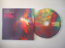 VICTOR MECHANICK : LOVE IS FREE [ CD EP ]