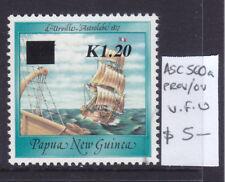 PNG: 1994 PROV OV/PR   ASC 560a    K1.20 ON 40t     VFU