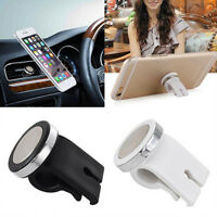 Car Universal Air Vent Phone Holder Mount Stand Magnetic For iPhone Cellphone